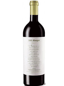 200 Monges Blanco Reserva 2008