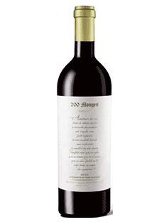 200 Monges Blanco Reserva 2007
