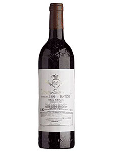 Vega Sicilia Unico 2006