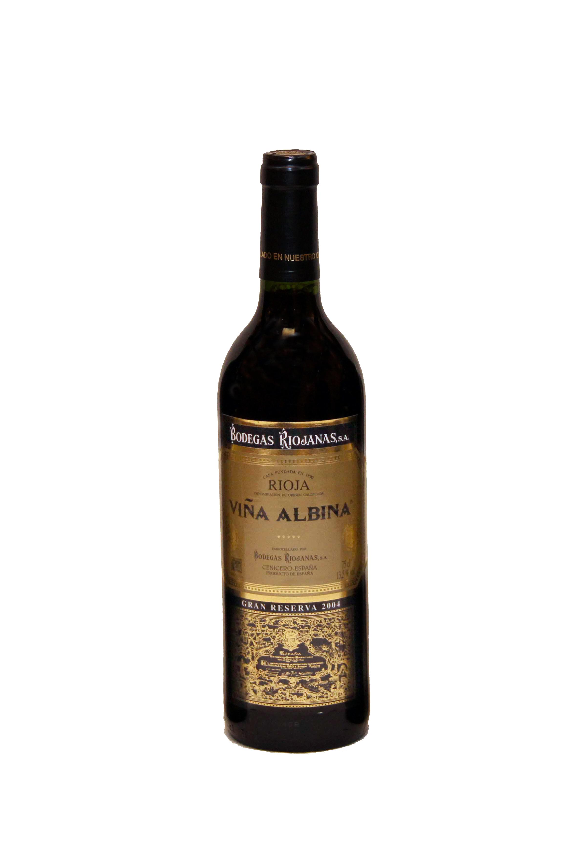 Viña Albina Gran Reserva 2007 x 6 botellas