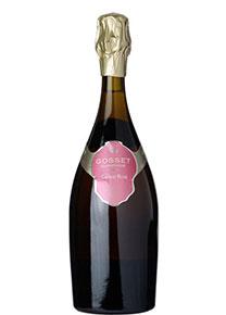 Gosset Grand Rosé brut elaborado por Gosset Riojawine.shop