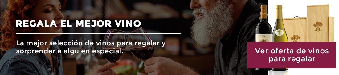 regalar vino rioja