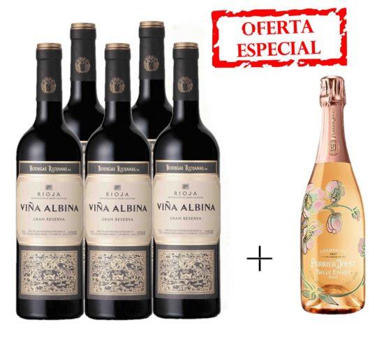 Weihnachten Viña Albina 2020