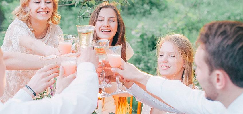 Los  vinos perfectos para brindar, ¡descúbrelos!