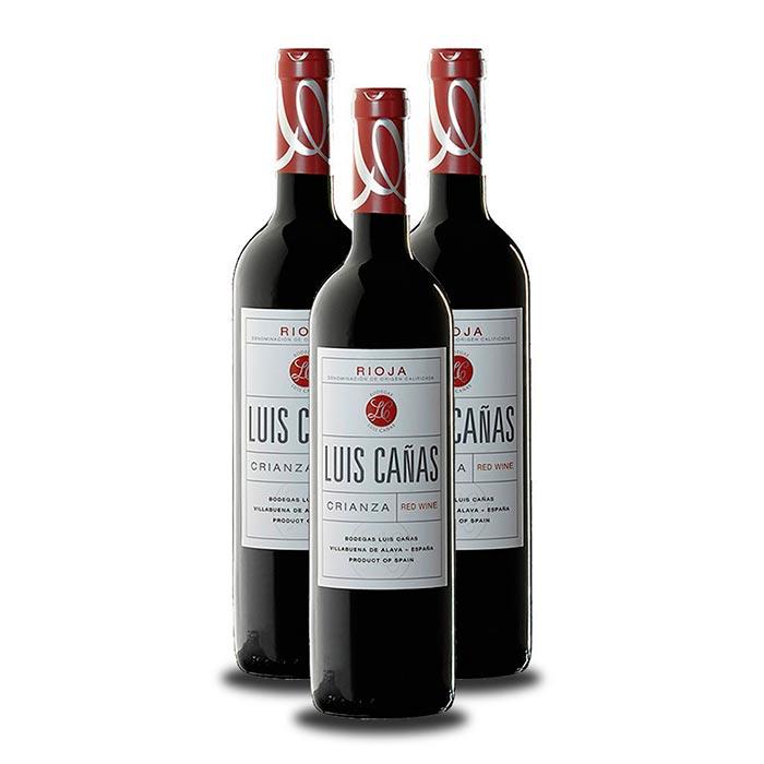 Luis Cañas Crianza rioja wine shop