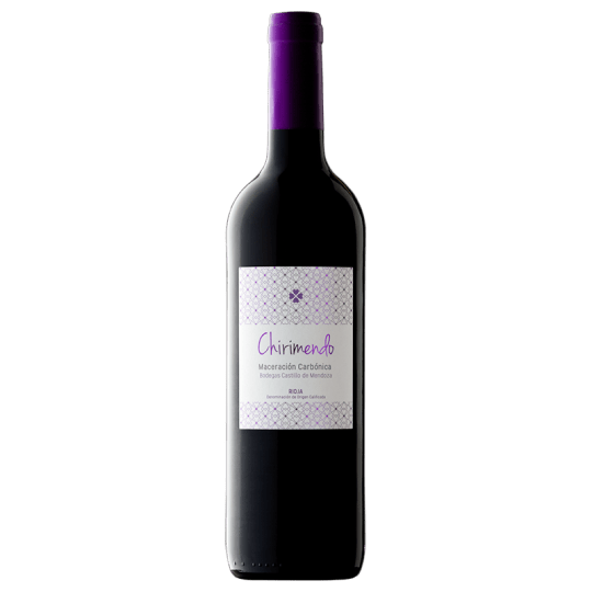 Chirimendo carbonic maceration 2019
