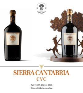 Sierra Cantabria CVC 2008-2009-2010