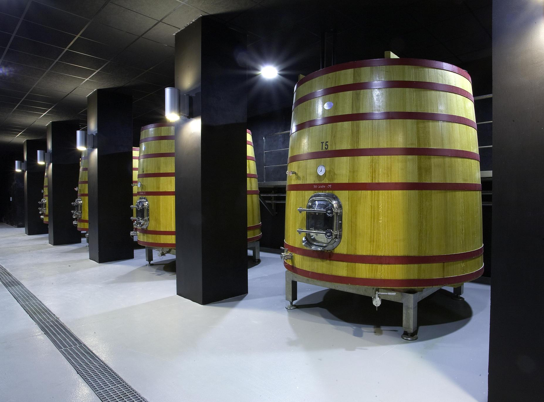 Bodegas perica baril room