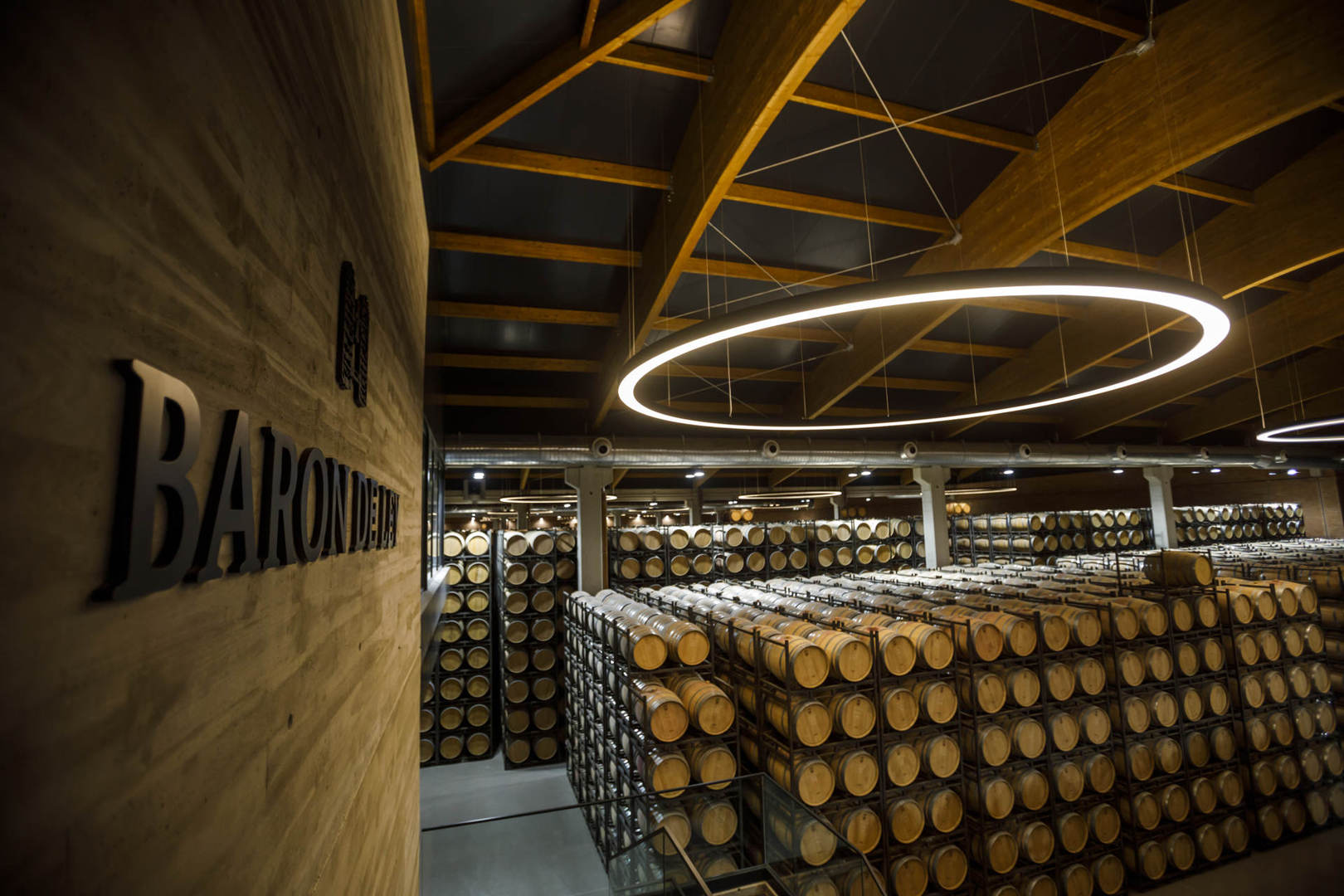 Baron Law Barrel Room