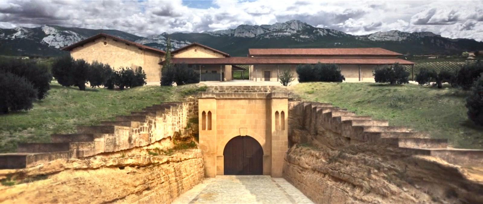 caves et vignobles sierra cantabria