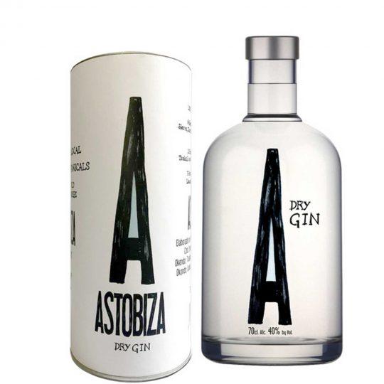 Gin sec Astobiza