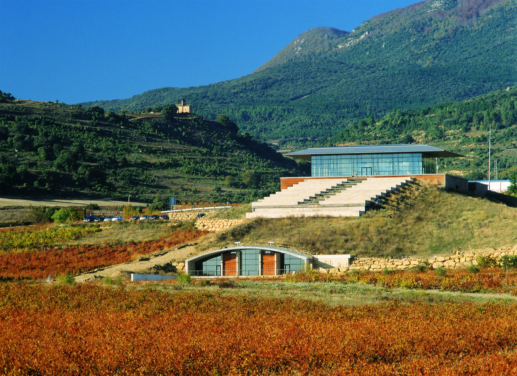 Baigorri wineries