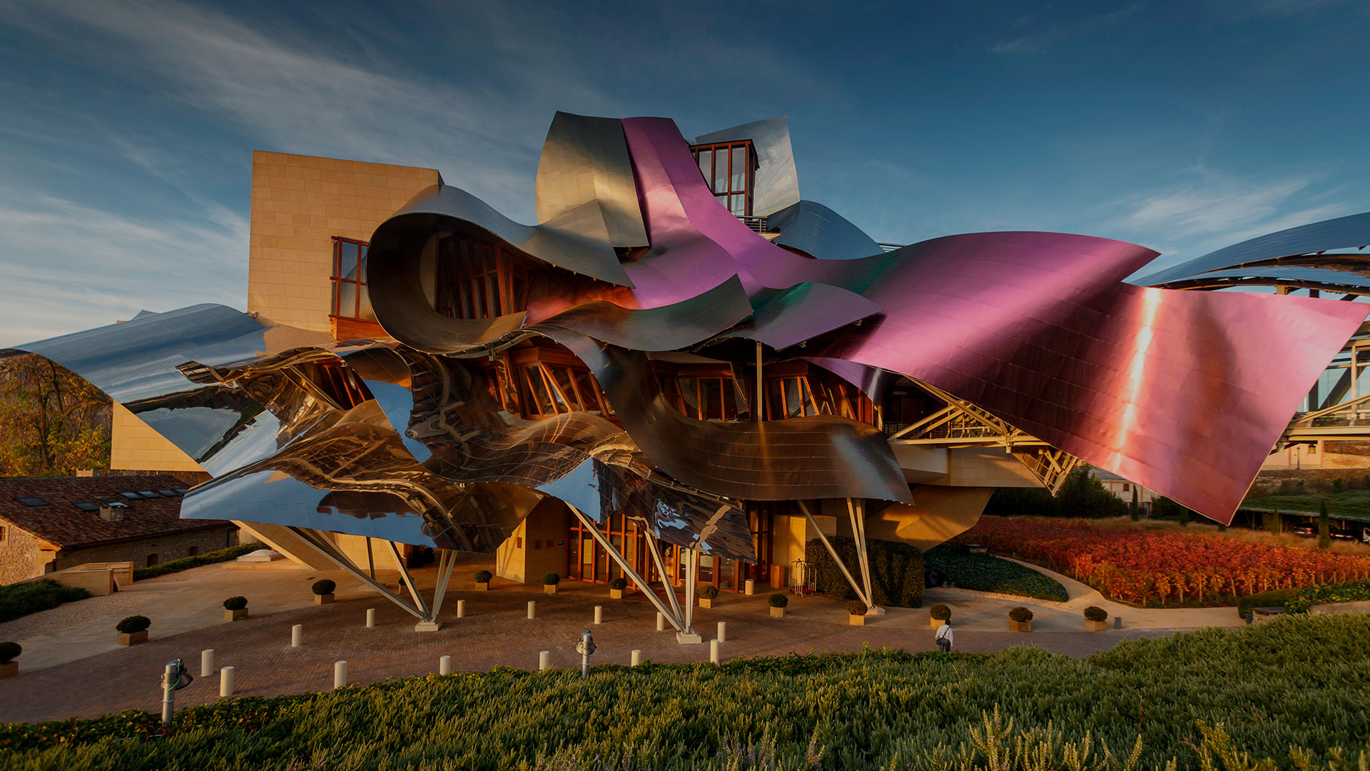 caves marques de riscal