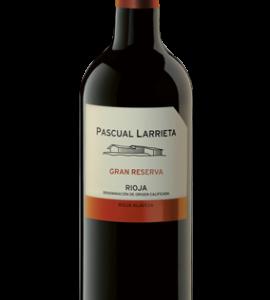 Pascual Larrieta grande réserve 2014