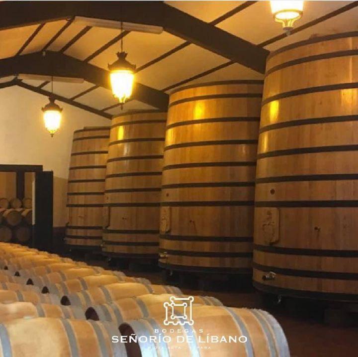 Salle des barils de la seigneurie du Liban