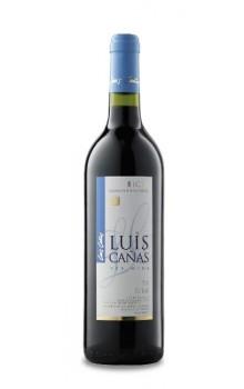 Luis Cañas tinto joven 2018