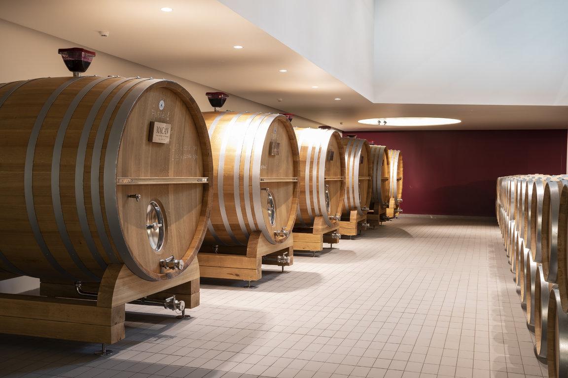 Macan Barrel Zimmer