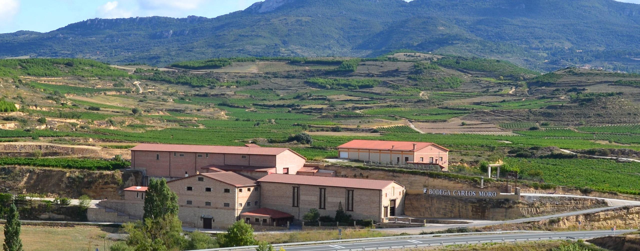 Weingüter von Carlos Moro