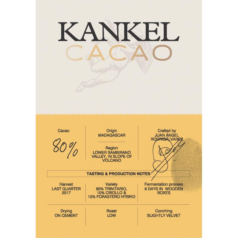 kankel cacao origen madagascar