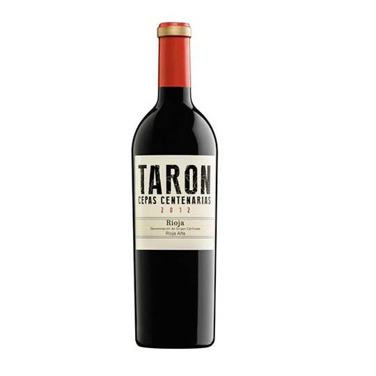 Tarón centennial vines 2014