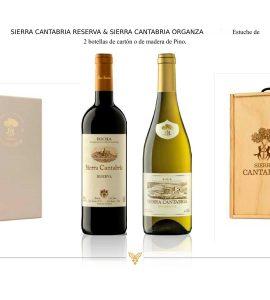 sierra cantabria gran reserva +organza navidad 2020