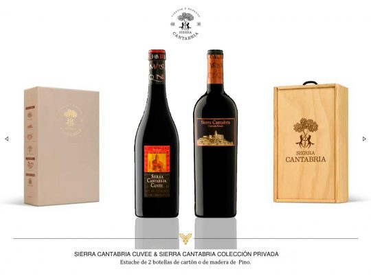 cuvée box and private collection christmas 2020